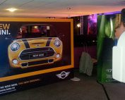 lancement new mini 2014 177x142 - Cabine photomaton - photo booth gonflable