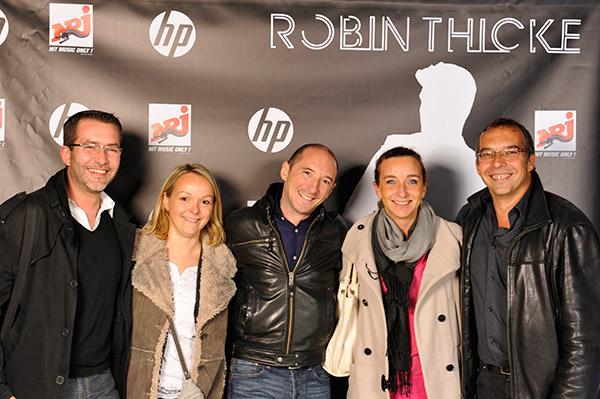 photographe evenementiel paris6 - Photographe événementiel concert privé Universal music, Robin Thicke  à Paris