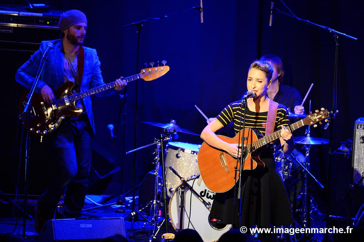 emilie gassin 2 - Concert privé le Girl Power pour Universal Music France