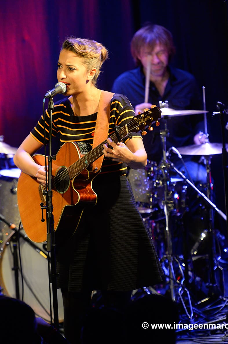 emilie gassin 5 - Concert privé le Girl Power pour Universal Music France
