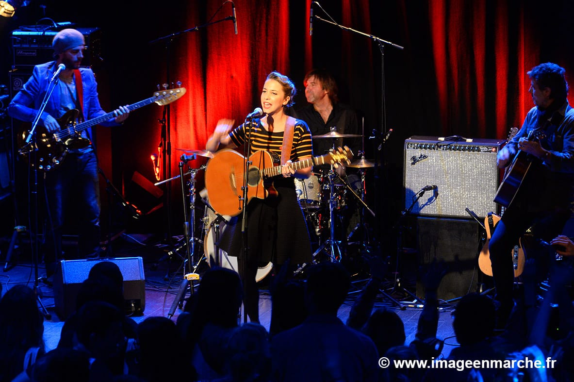 emilie gassin 6 - Concert privé le Girl Power pour Universal Music France