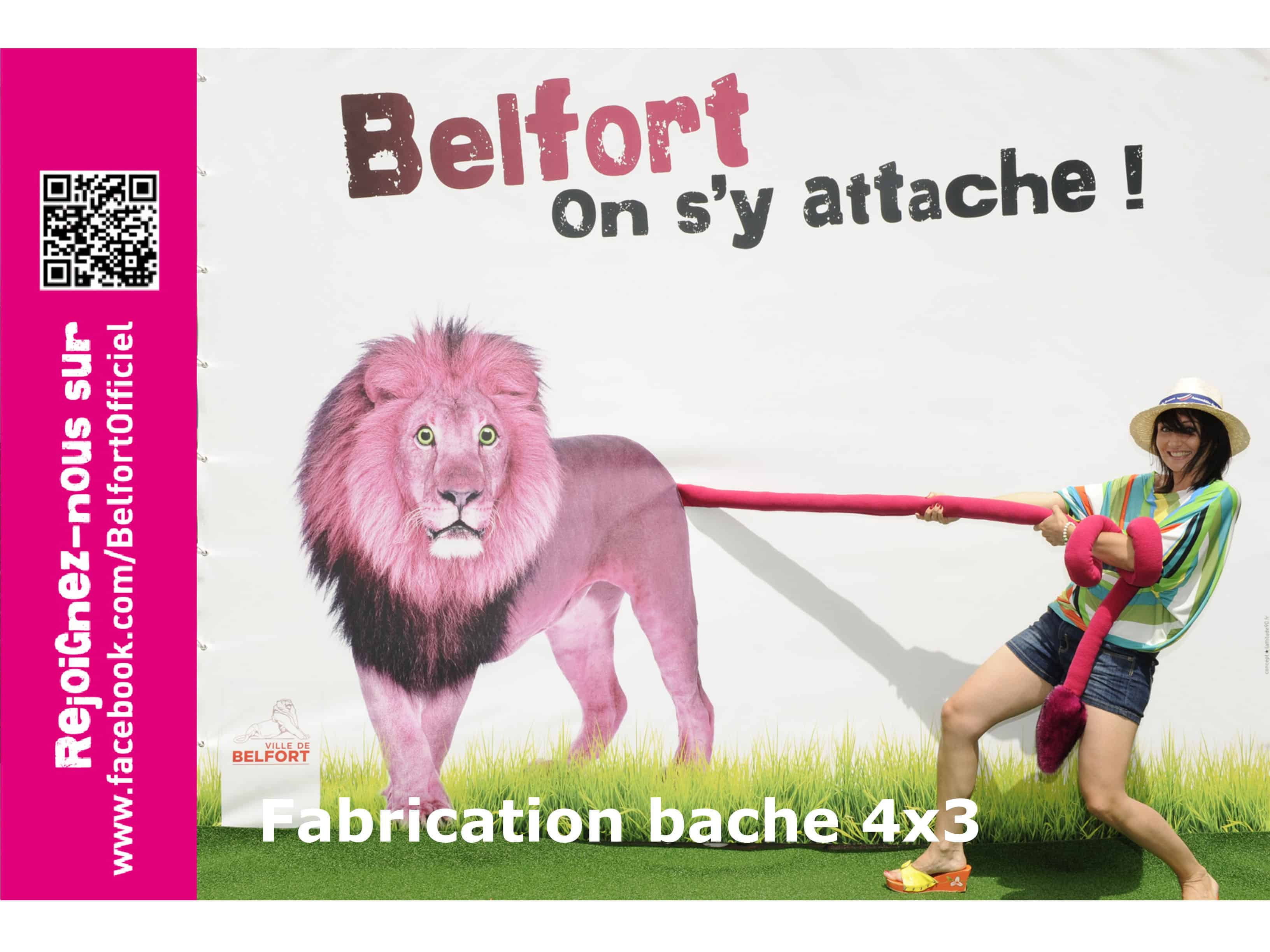 fabrication de bache photobooth 2 - Photobooth et vidéobooth Paris, Location photomaton