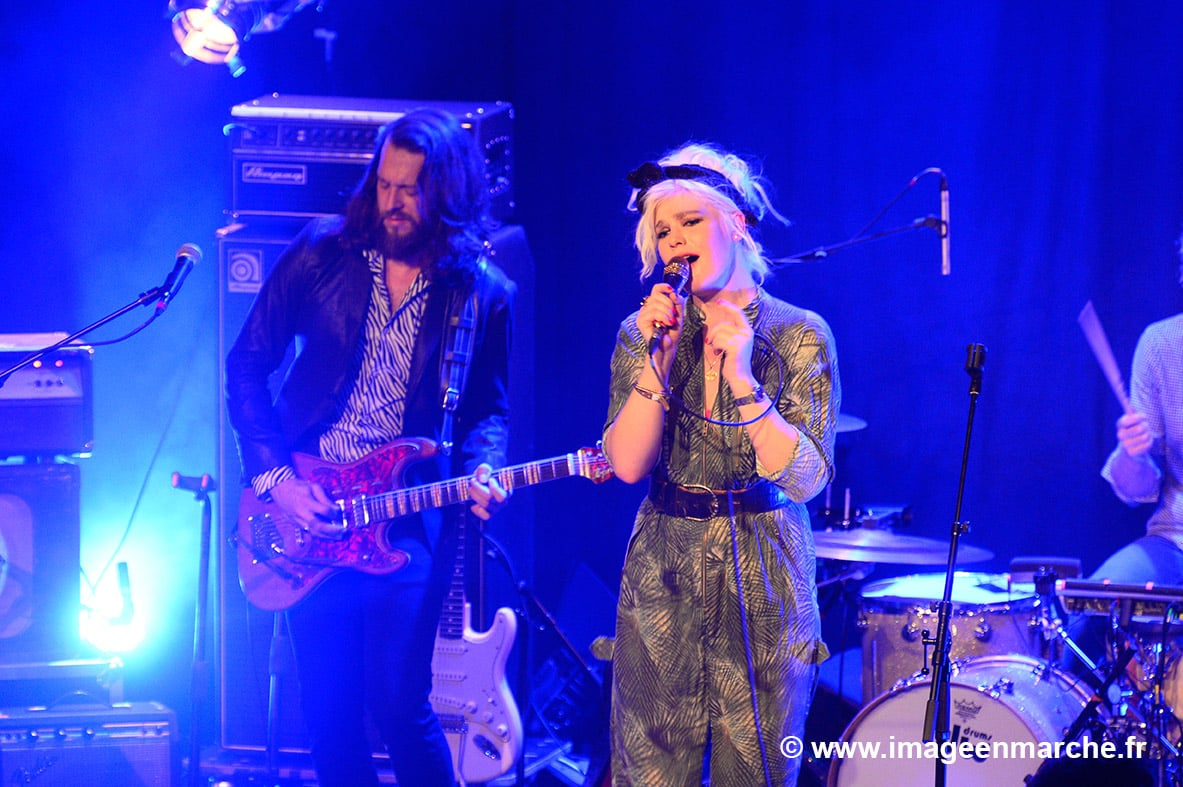 micky green 10 - Concert privé le Girl Power pour Universal Music France