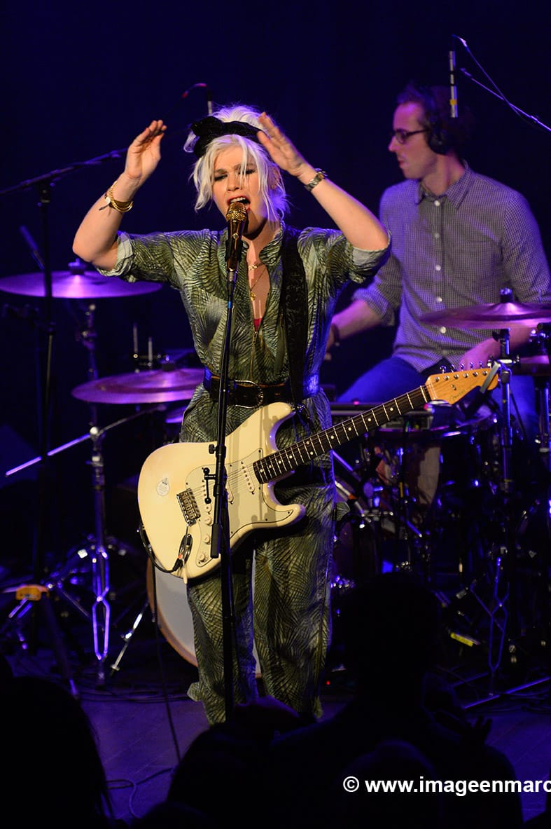 micky green 15 - Concert privé le Girl Power pour Universal Music France