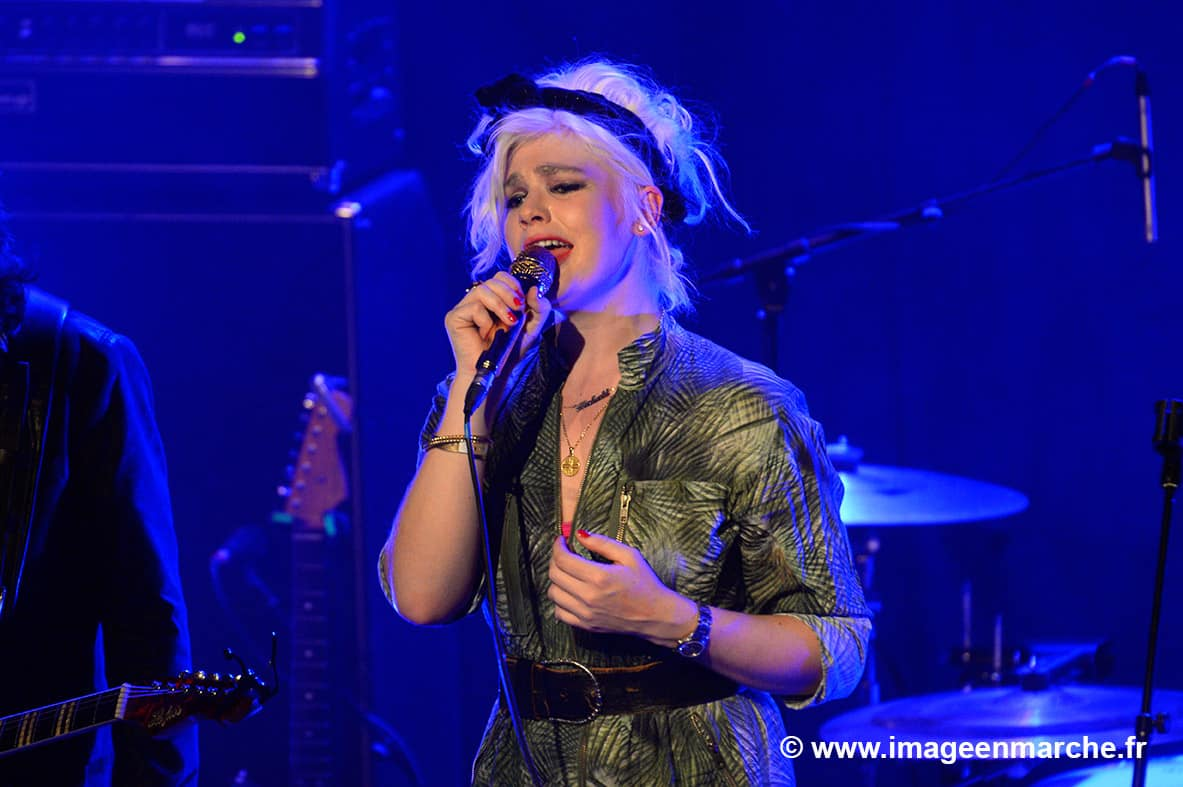 micky green 5 - Concert privé le Girl Power pour Universal Music France