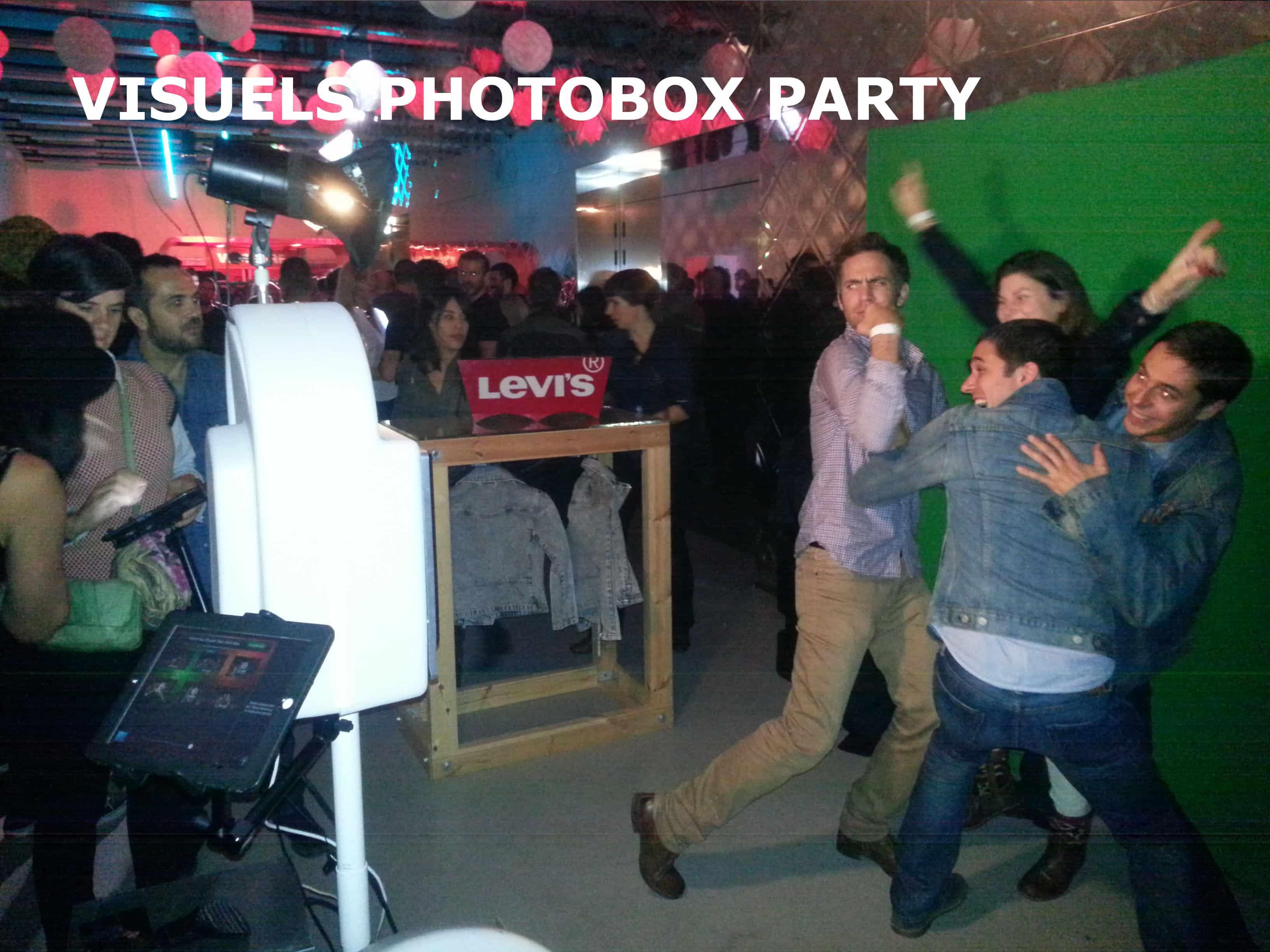 photobooth paris 2 - Sharingbox photobooth et videobooth Paris