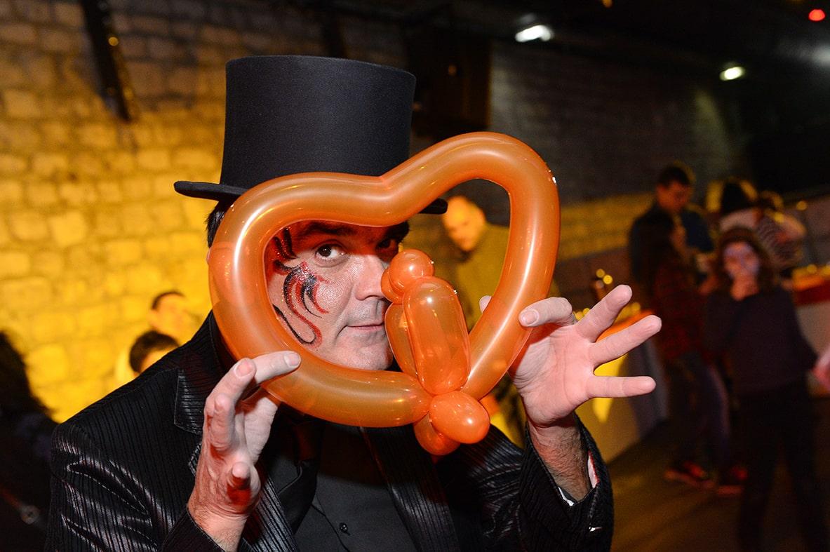 photographe evenementiel paris 11 - Photographe - Organisation d'une fête de noël par un comité d'entreprise au Showcase à Pari