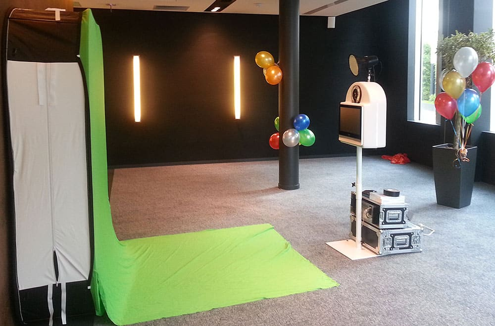 photomaton libre service - Green Screen Photobooth's, rent and bay event photobooth
