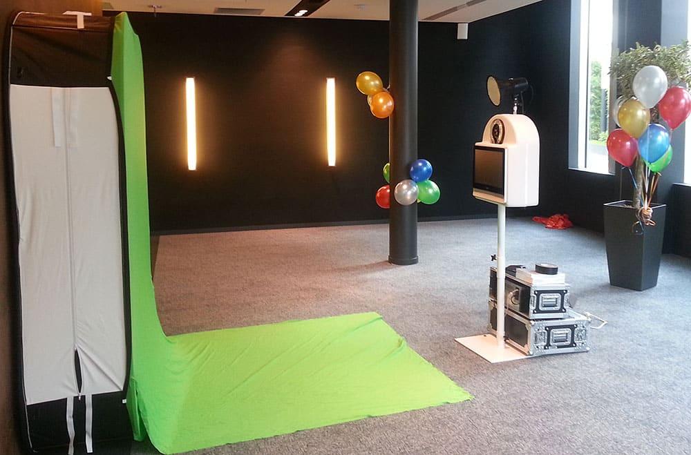 photomaton libre service - La Photobox Party: une borne libre service type photomaton photocall ou studio photo