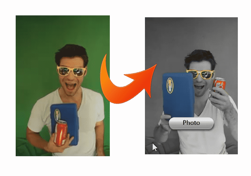 spot color coleurs selectives - Effets photo en live