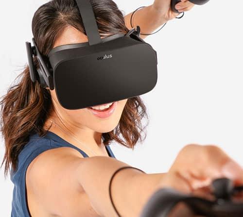 Location de casques de réalité virtuelle